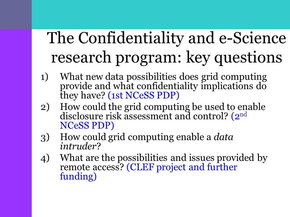 Grid computing phd thesis