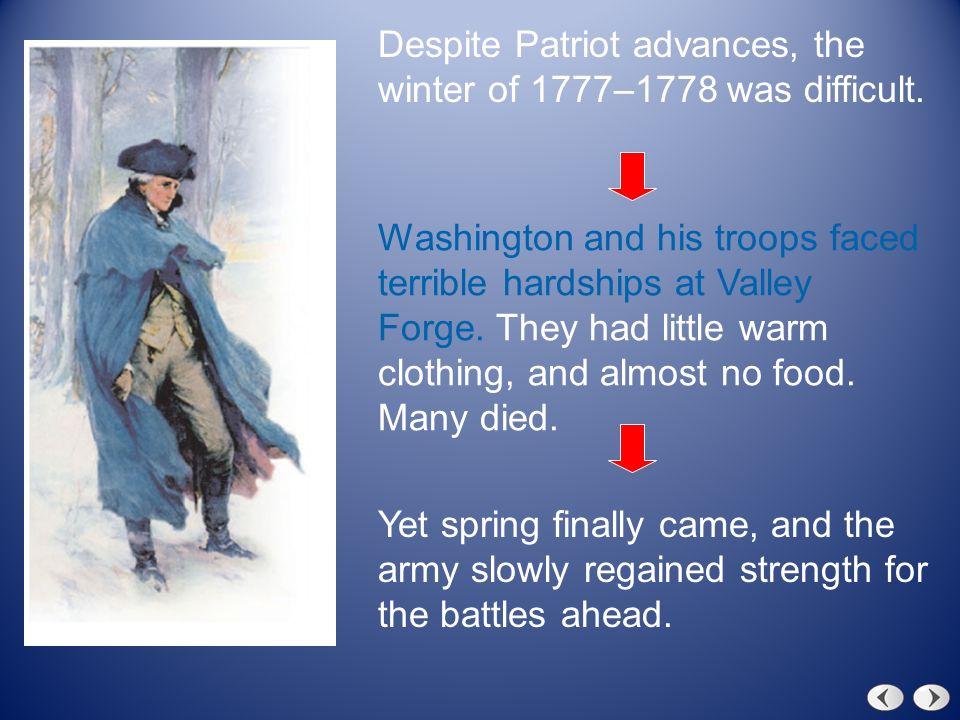 The Hard Winter.. 1777-1778 ?!?!?