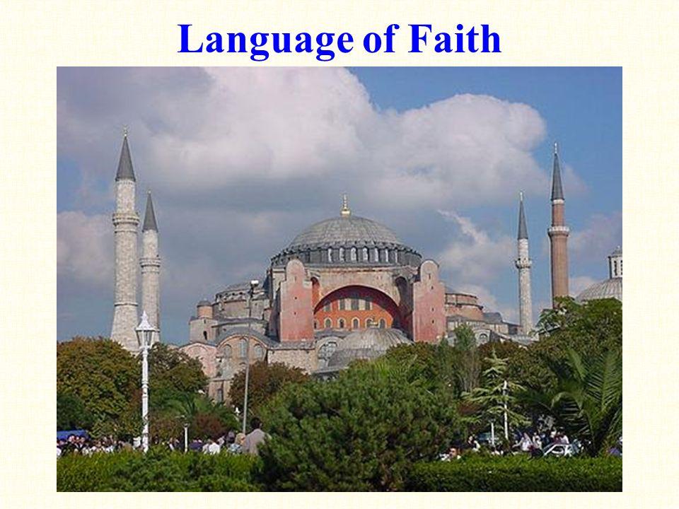 Language of Faith