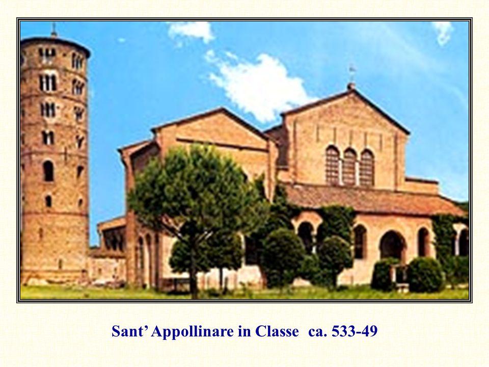Sant' Appollinare in Classe ca. 533-49