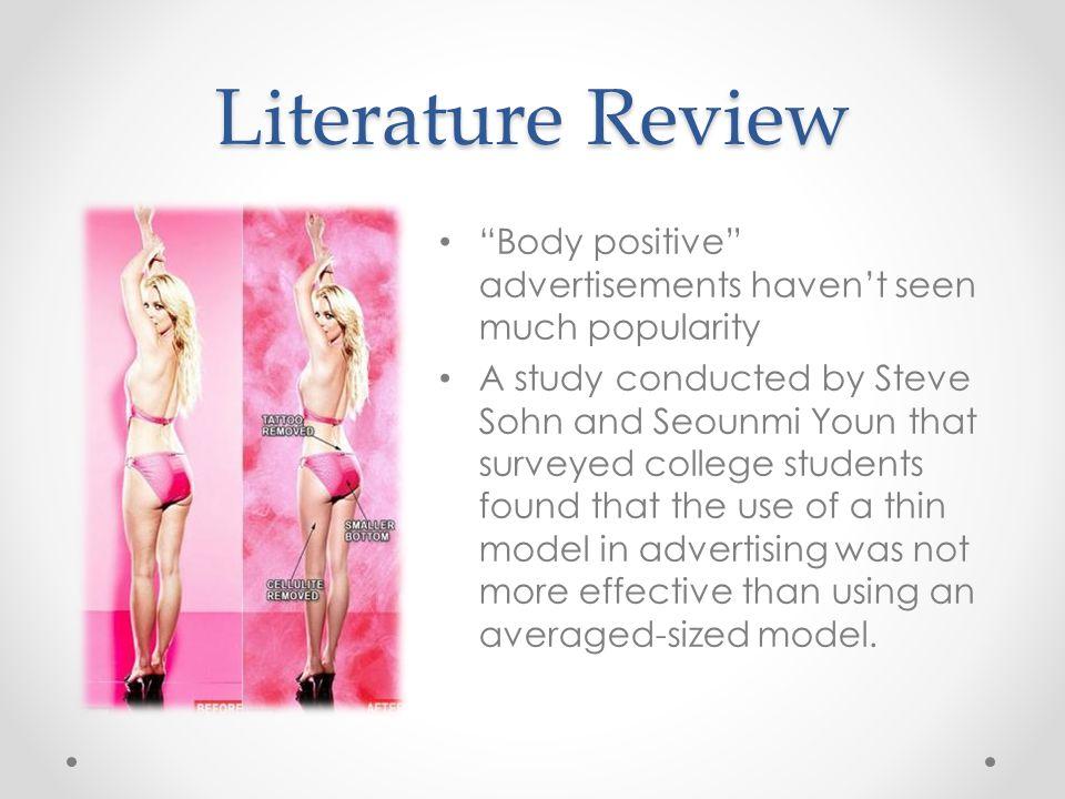 positive advertisements essay
