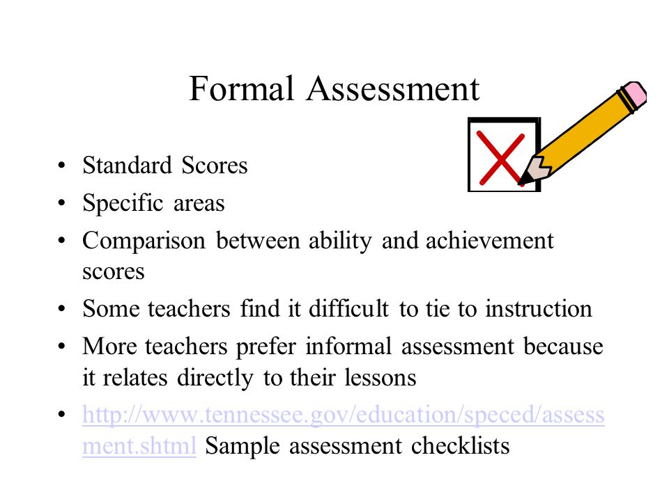 Assessment Parents Due Process Title  And Ell Using Assessment To