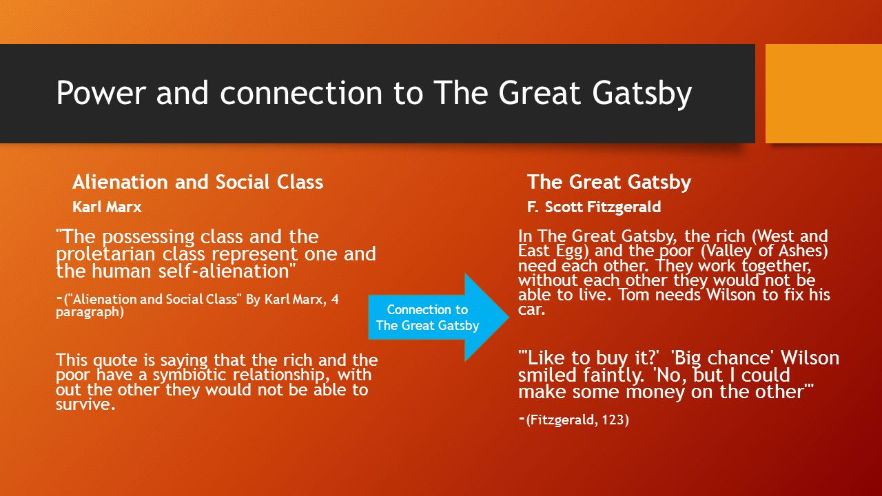 society and class in the great Social class: a social class is a group of people within a society who possess the same socioeconomic status.
