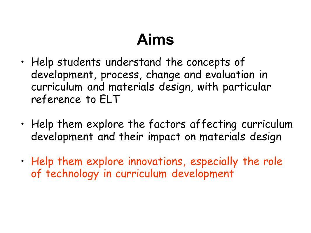 2222010 tesl 3240 curriculum development and materials design 3 aims 1betcityfo Gallery