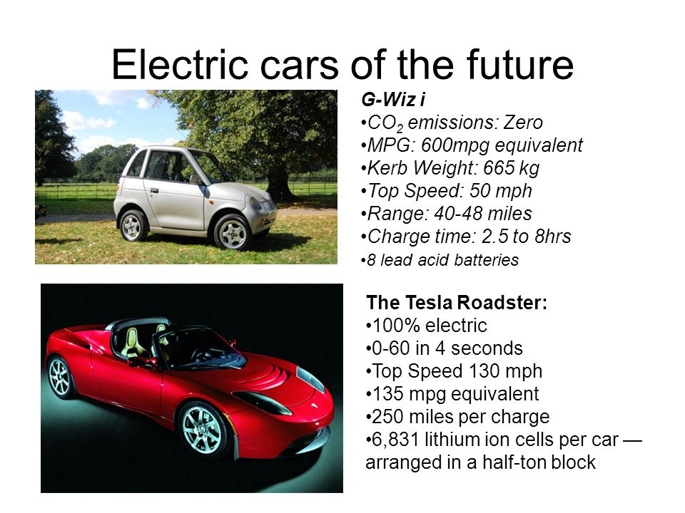 Car Fuel Consumption Figures Depend On The Energy Required To