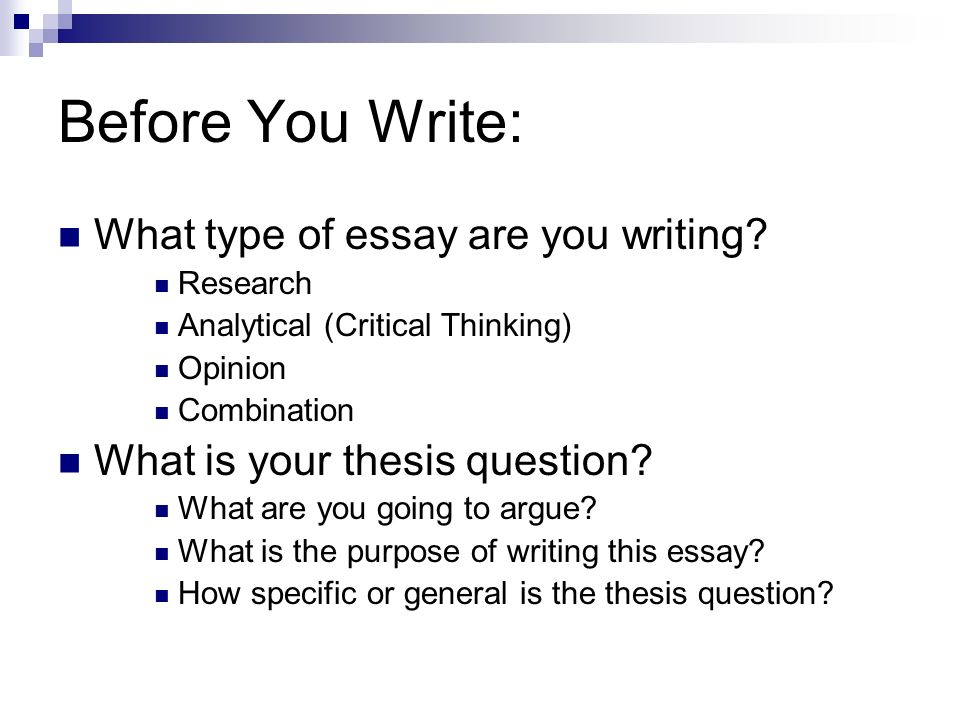 types of essays opinion Many of us have written countless essays but we're still often unsure of what the word itself means many are also unfamiliar with different essay types here we aim to increases people's understanding of both of these so that they can become better essay writers.