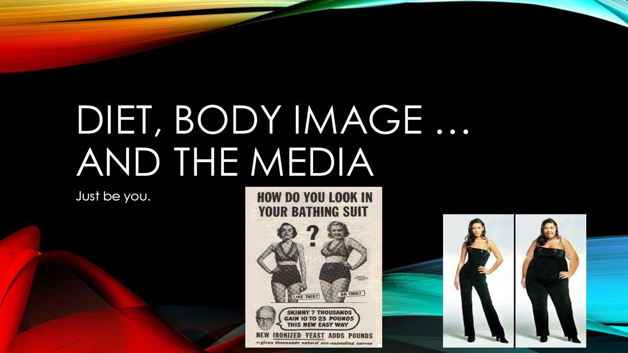 body image the media