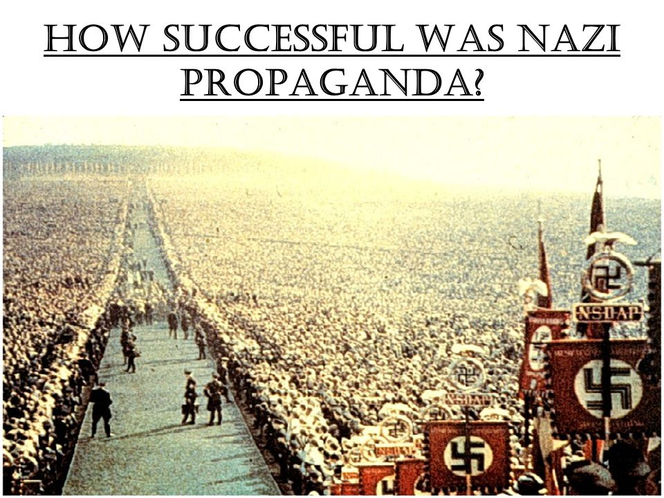 how successful was the nazi regime