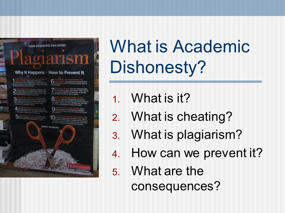 the true cost of academic dishonesty