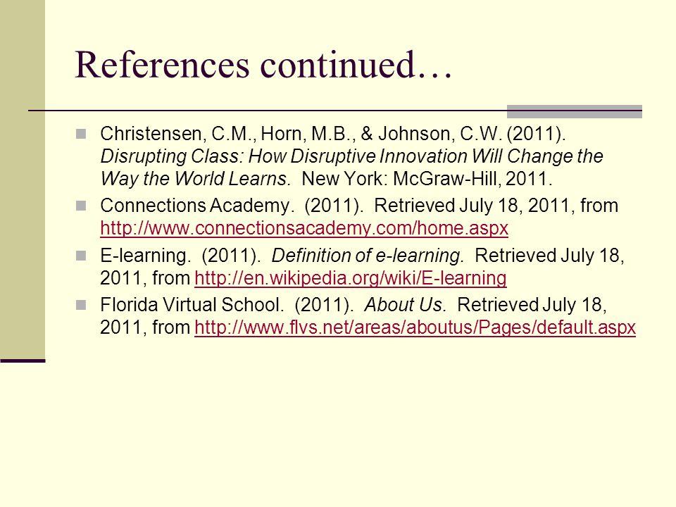 disrupting class christensen pdf free