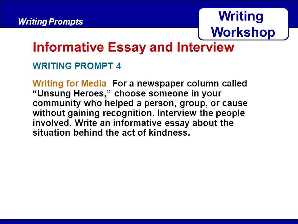prompt write an essay about an act of kindness that you did for someone Act of kindness (essay sample) instructions: write an essay about an act of kindness that you did for someone source amy tan and her essay on 'mother tongue.