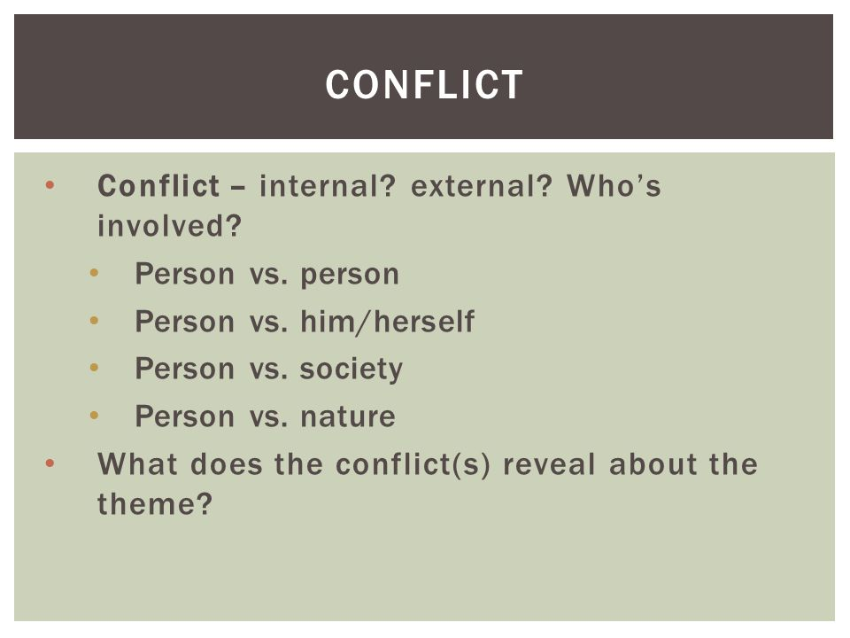 "conflict personal essay Sample essay: ""conflict a similar perspective and allow them to discuss the outcome of the conflict between them if it persists both to the personal lives and."