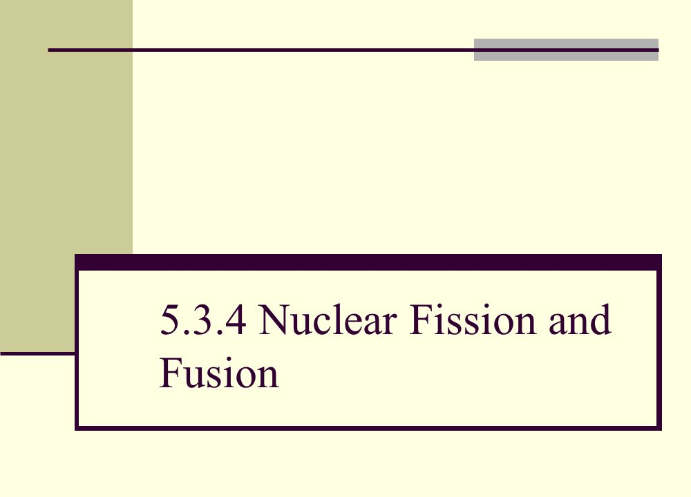 icp unit 6 nuclear fission and fusion essay Start studying nuclear fusion and nuclear fission learn vocabulary, terms, and more with flashcards, games, and other study tools.