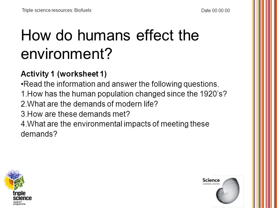sci 256 environmental science and human population worksheet Complete the university of phoenix material: environmental science and human population worksheet environmental science and human population worksheet using the textbooks, the university library, or other resources, answer each of the following questions in 150- to 300-words.