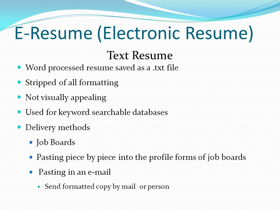 Resumes. Word Templates A document file that serves as a model on ...