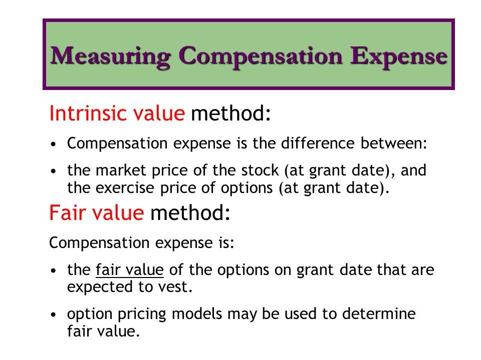 intrinsic compensation