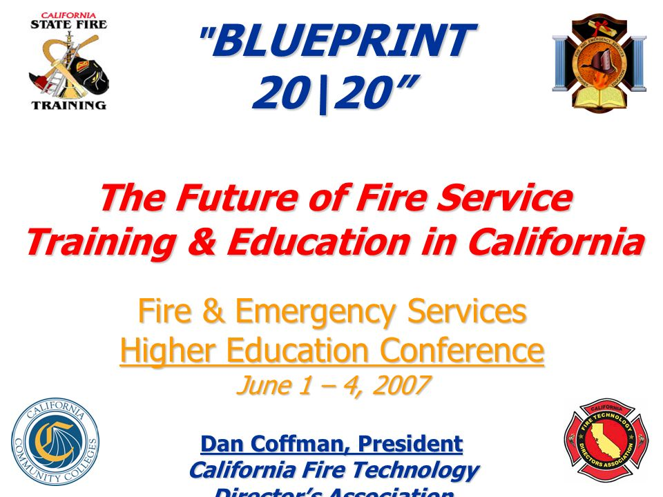 1 blueprint 2020 the future of fire service training education 1 1 blueprint malvernweather Images