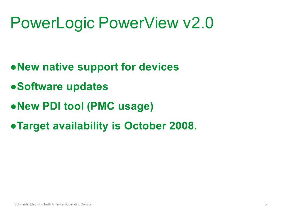 powerlogic pm 710 software