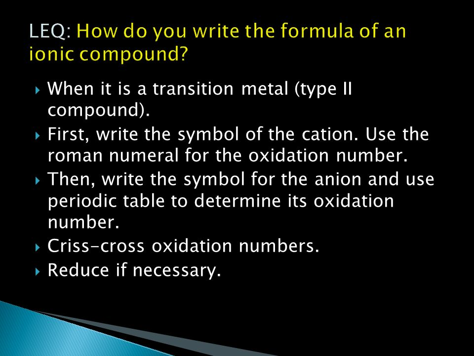 Elements  compounds ◦ New properties are created  Why do ...