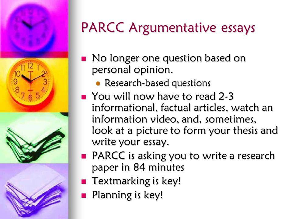 argumentative essays articles