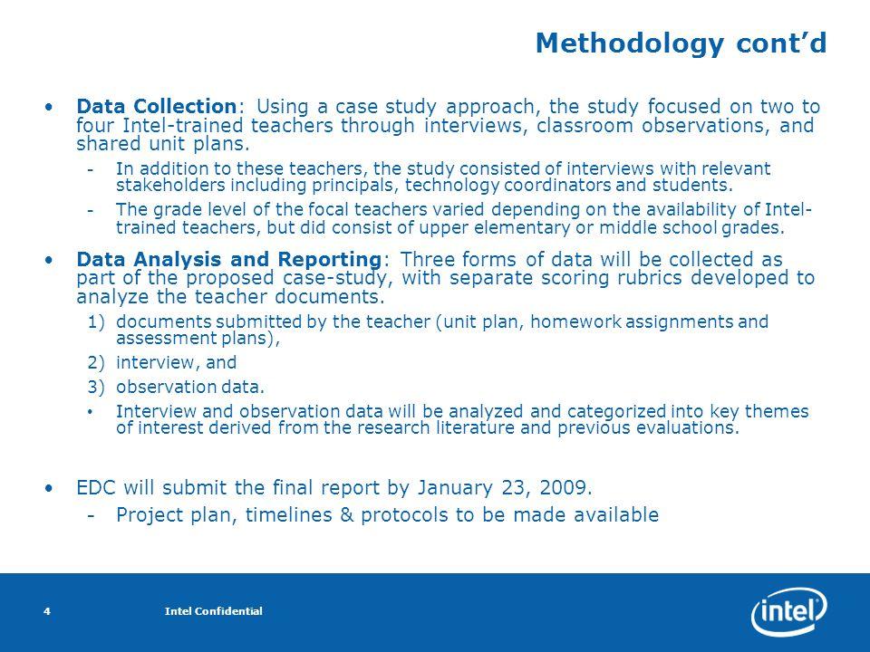 intel case study 1992