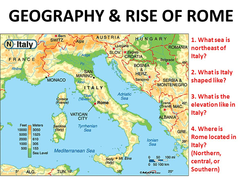 Bell Work Finish Your Map You Have Minutes Minutes End - Where is italy