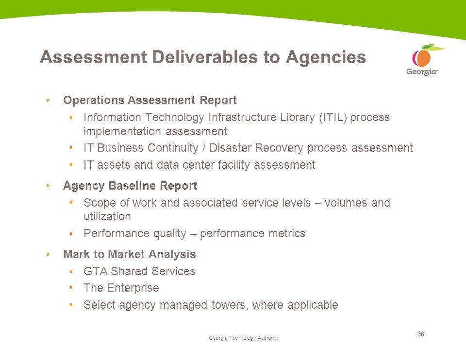 enterprise assessment center