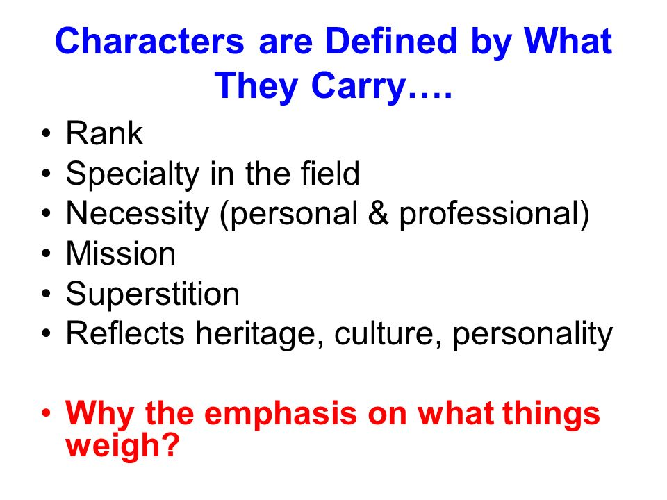 the things they carried essay introduction The things they carried write an essay in which you examine o'brien's a clear thesis statement and introduction which sets out for your reader the.