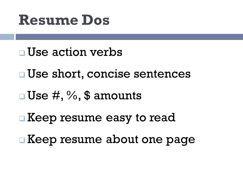 amazing how to keep resume to one page contemporary simple