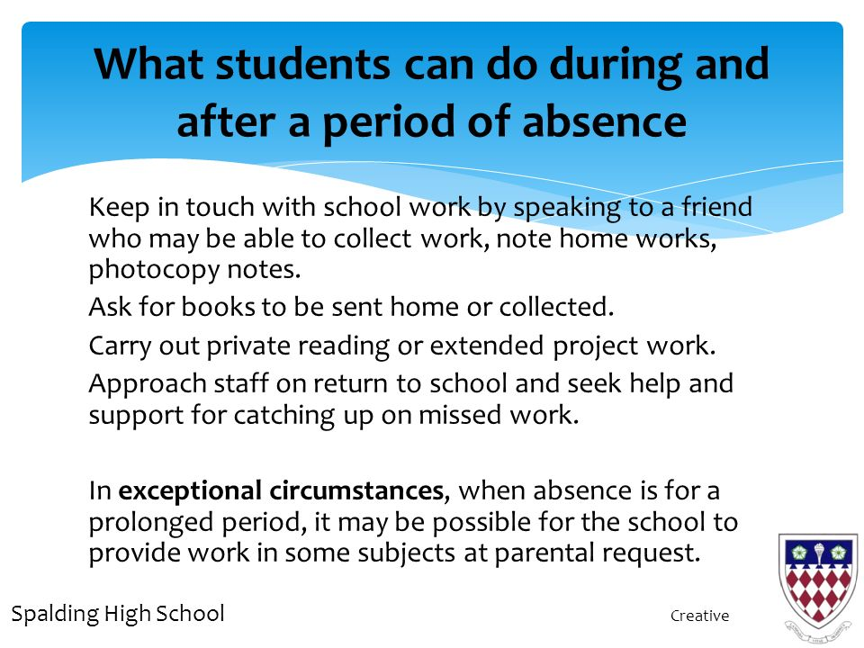 How To Write An Excused Absence Note For School  Manager