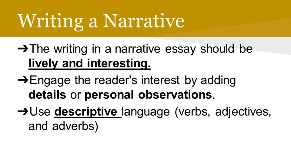 as a writer of a descriptive essay you should A descriptive essay is a text that presents a detailed image of a person, place, or thing this is done through the use of descriptive language—adjectives and.