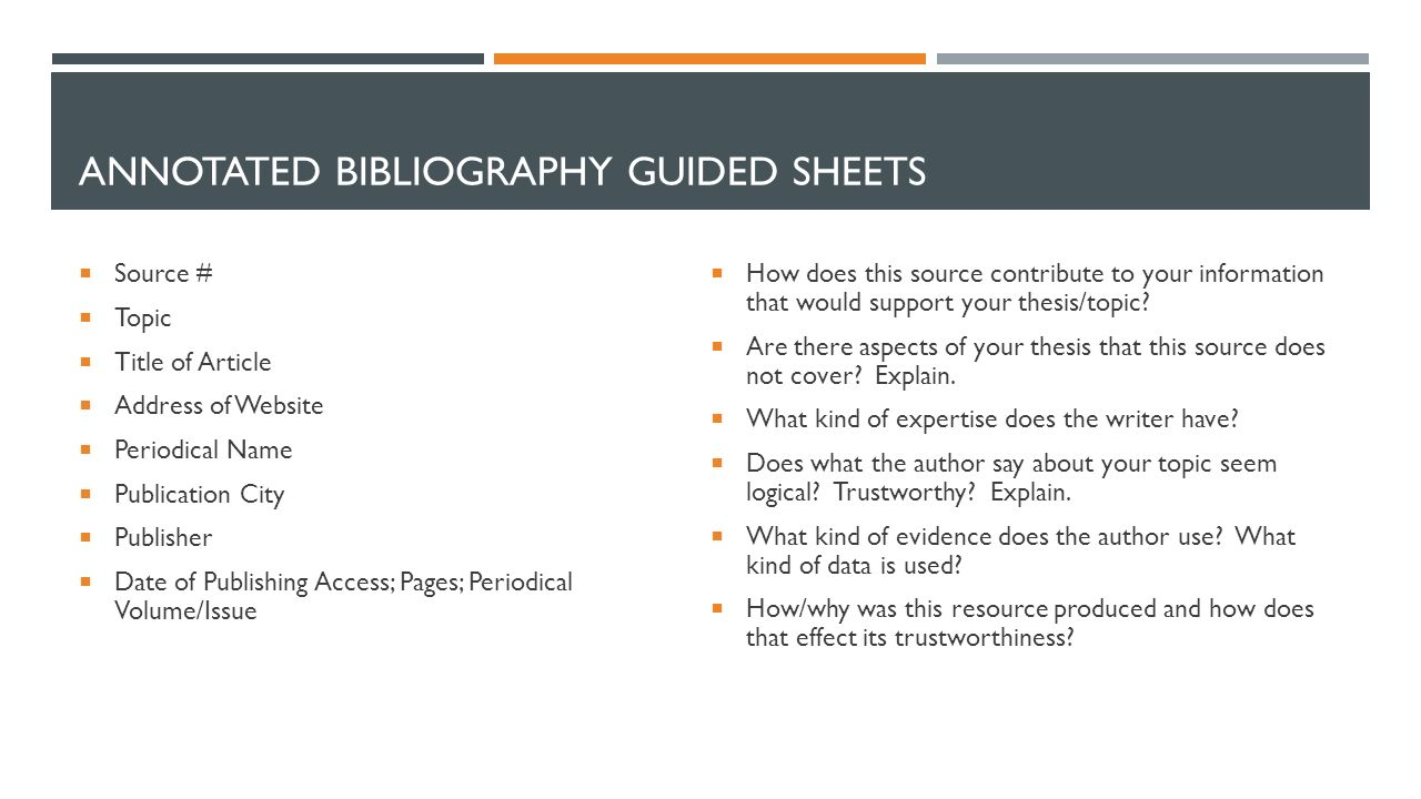 Best Annotated Bibliography Ghostwriters Sites Us
