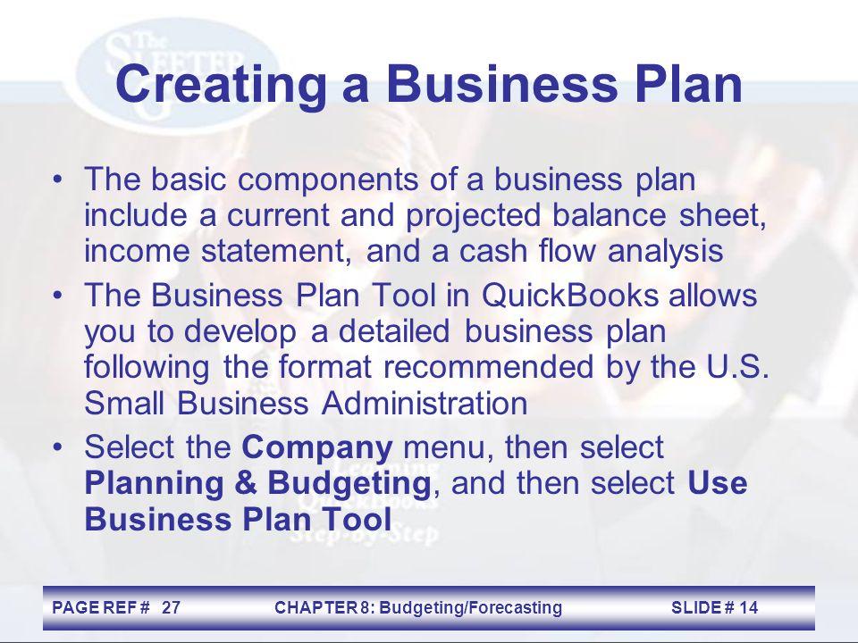 Sba Small Business Plan