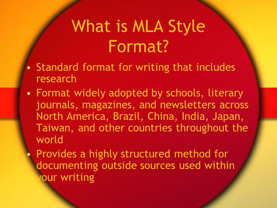 write mla style essays Get top notch sample mla style papers mla papers are a specific kind of papers that consist of a specially defined format mla style papers (or mla format papers) are mostly given on a sheet of good quality paper that is white in colour.