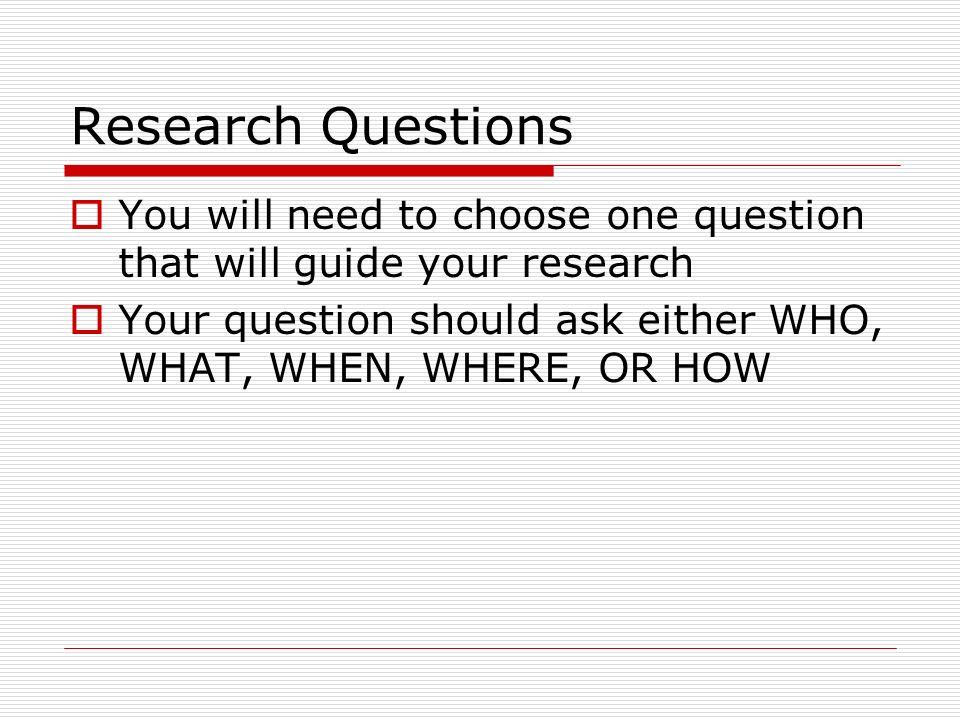 Research Paper Topic involving politics?