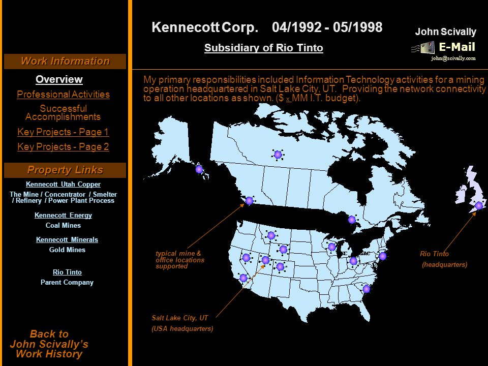 1968s kennecott copper corporations purchase of peabody coal company