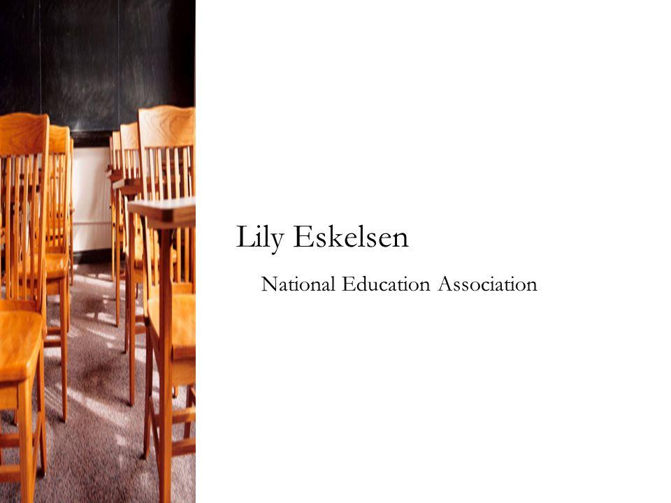 Lily Eskelsen National Education Association