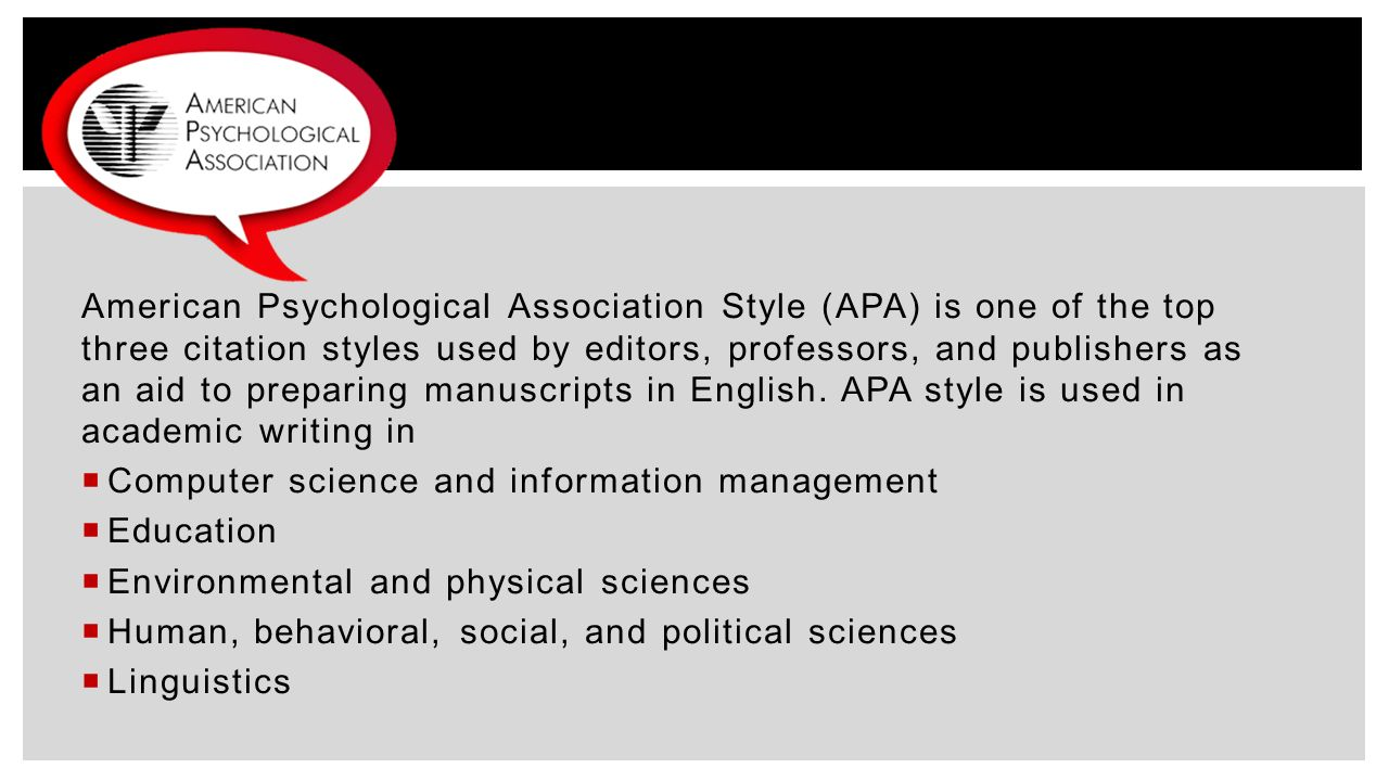 apa style for a website