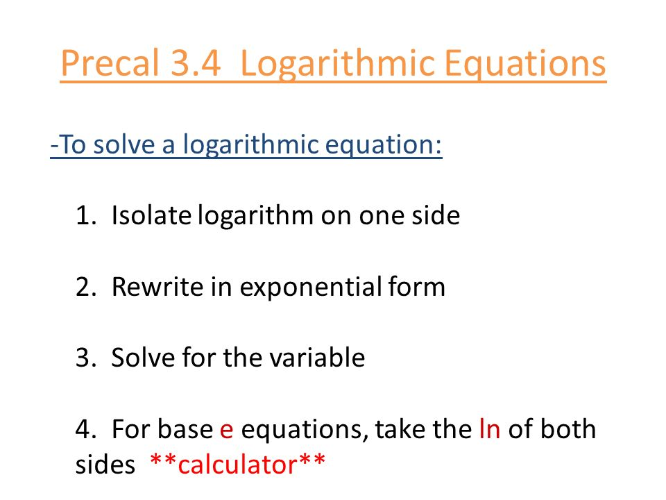 Logarithmic Equations Worksheet Doc The Best and Most – Logarithm Worksheets