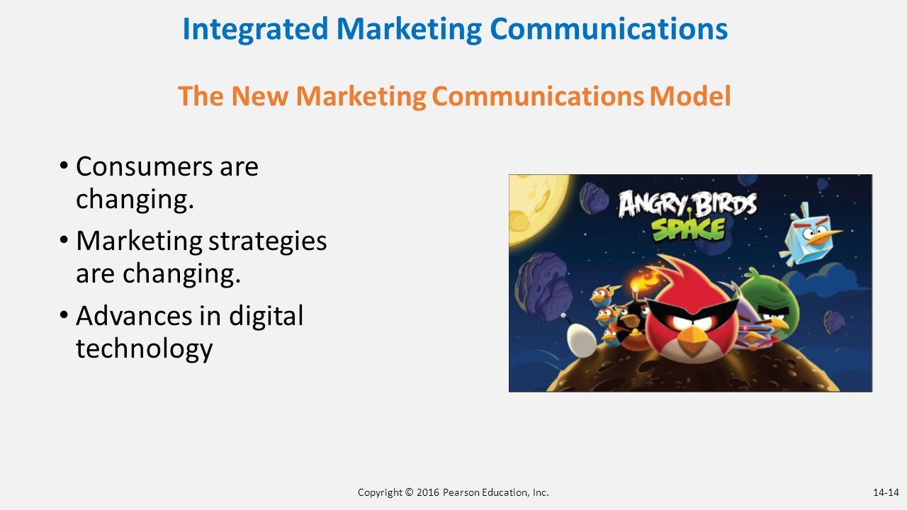 marketing and new communications technologies