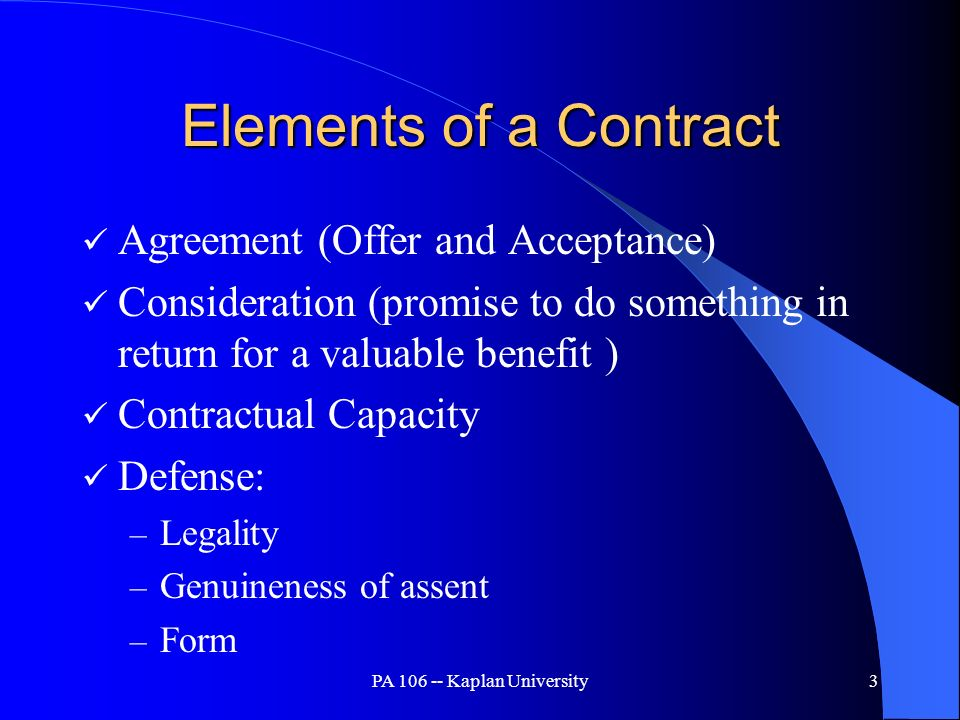 an overview of contract offer and acceptance premium benefit and mistake A unilateral mistake does not prevent the acceptance of an offer unless (1) the mistake is as to the terms of the contract (as opposed to motivation) and (2) the mistake is known to the offeree at the time of purported acceptance some members of the court were also impressed with the fact that the defendant had been given a sample of the oats which.