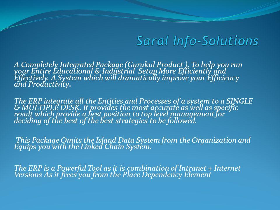 saral internet banking