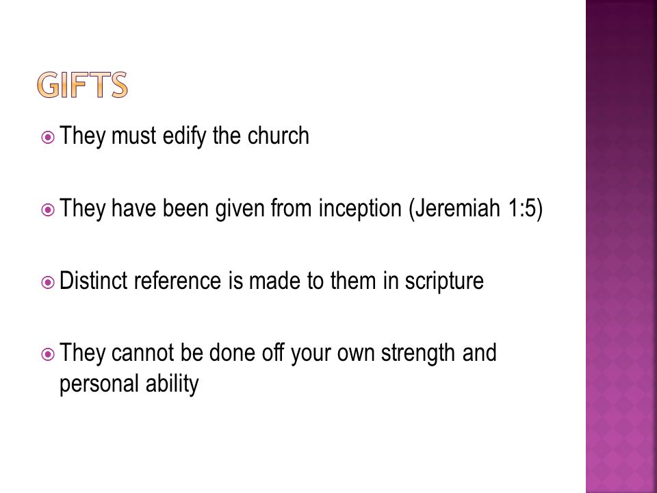 My spiritual gifts spiritual gifts are divine abilities that 5 they must edify the church they have been given from inception jeremiah 15 distinct reference is made to them in scripture they cannot be negle Image collections