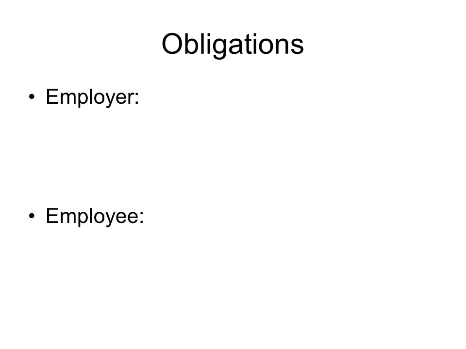 What Is Employment? Compare Employee With Agent And Independent