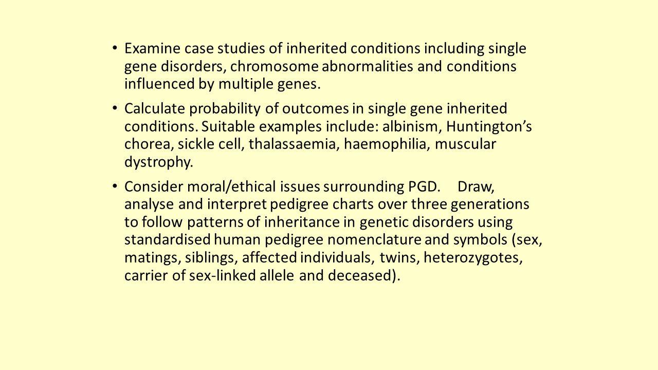 prenatal case study