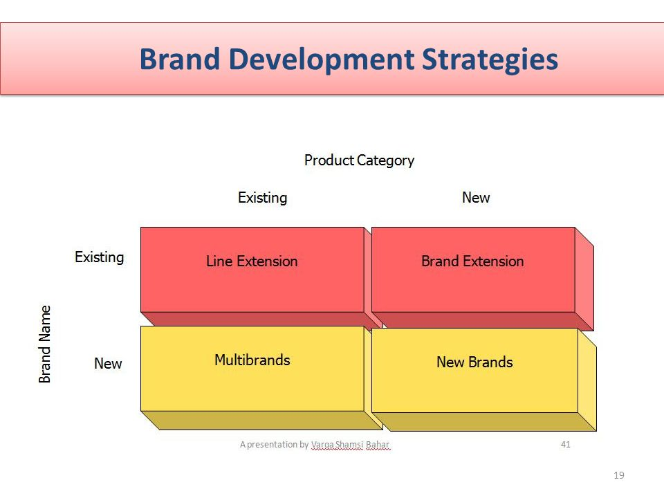 Brand Development Strategies 19