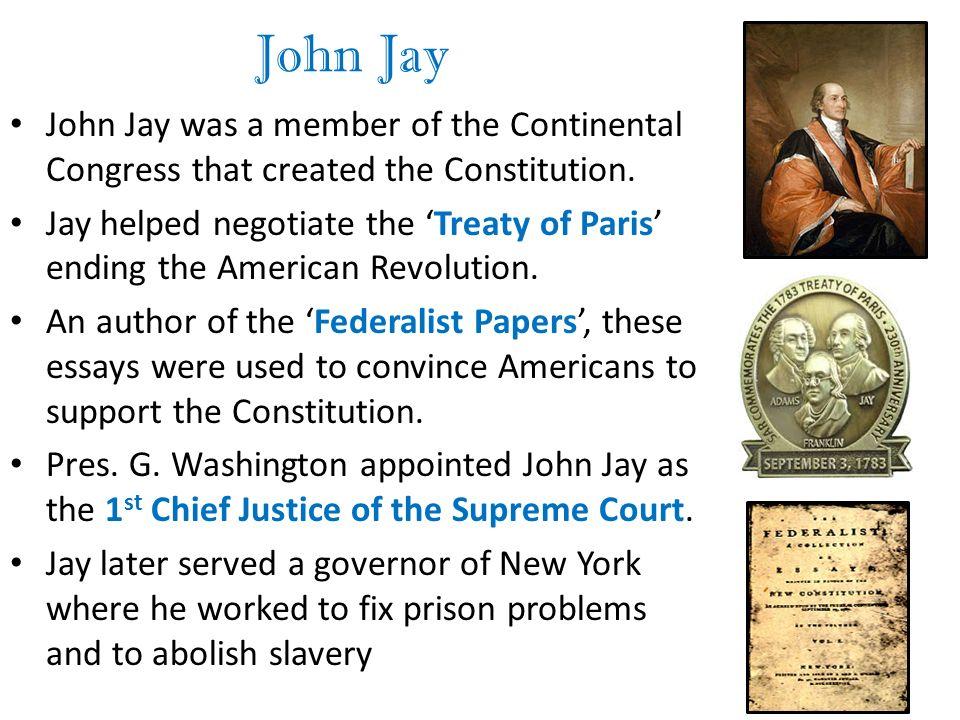 John jay application essay