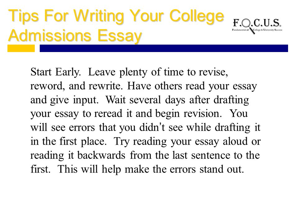 Top College Essay Writing Service For College