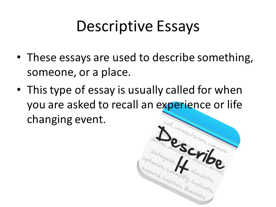 Writing Experience Essay Example
