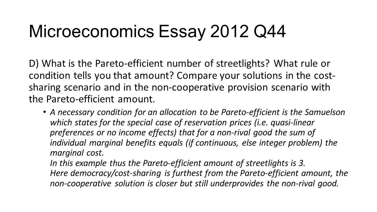 2012 essay